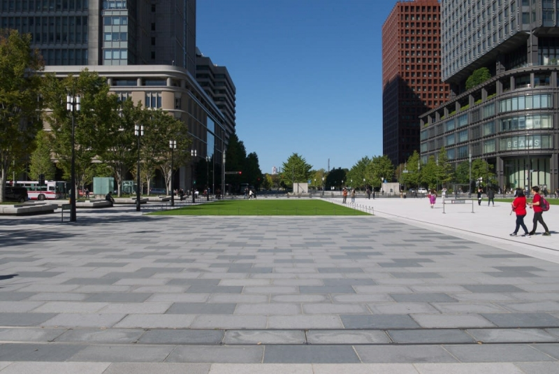 东京站前中央广场