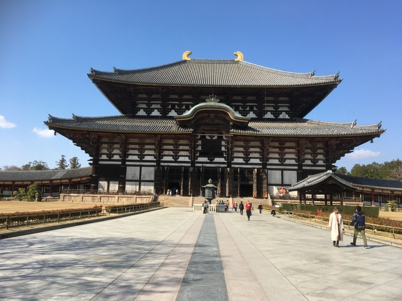 Full-Day Private Guided Tour to Nara Temples