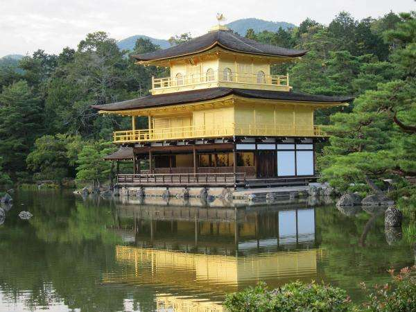 Kinkaku-ji Temple