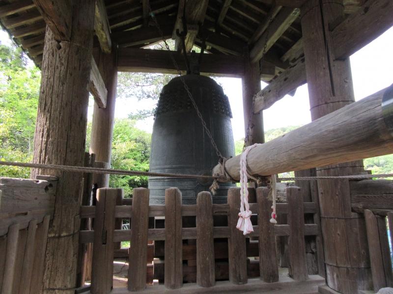Ohgane, or Grand Bell at Engakuji-temple