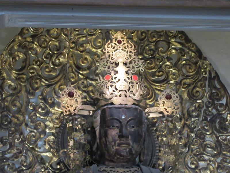 Hakan Shaka Nyorai, an image of Buddha at Engakuji-temple
