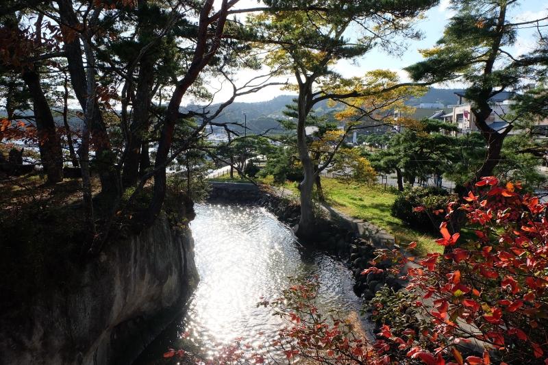 Scenery near Godaido