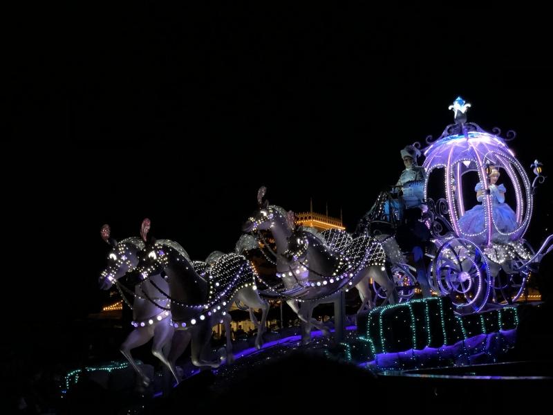 Electrical Parade Show in Tokyo DisneyLand.