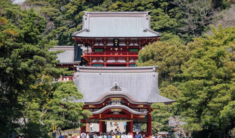 Tsurugaoka Hachiman Shrine - the soul of Kamakura
