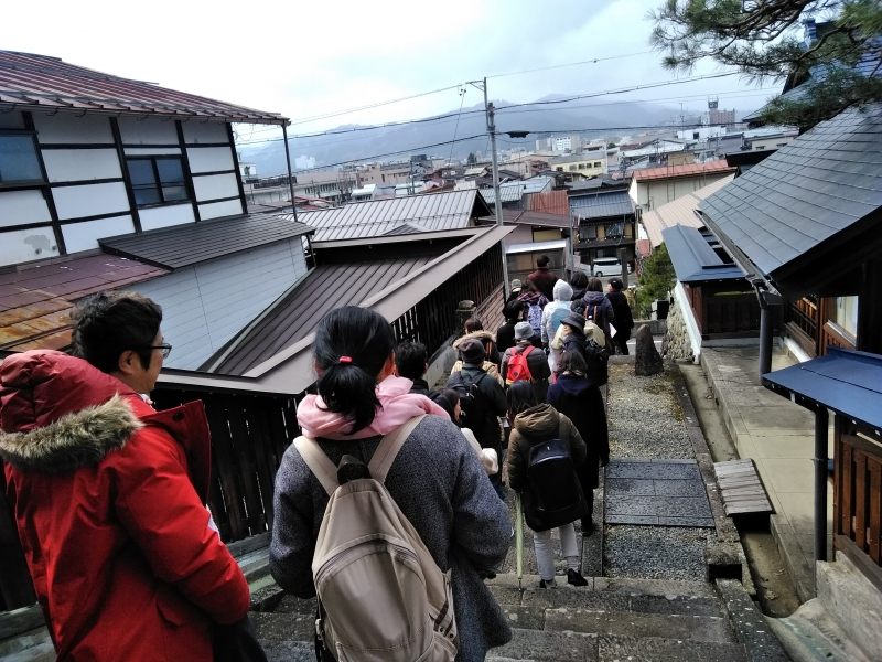 Takayama Half day Private tour based on your requests