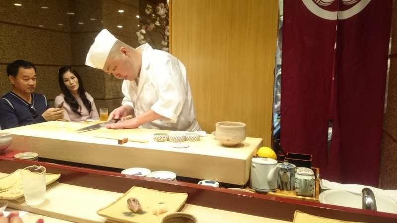 Authentic Sushi restaurant