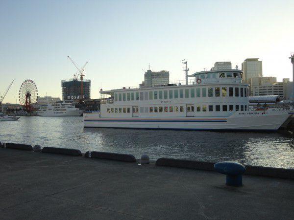 A ship called Luminarie