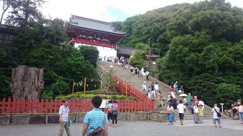Tsurugaoka Hachinan shrine