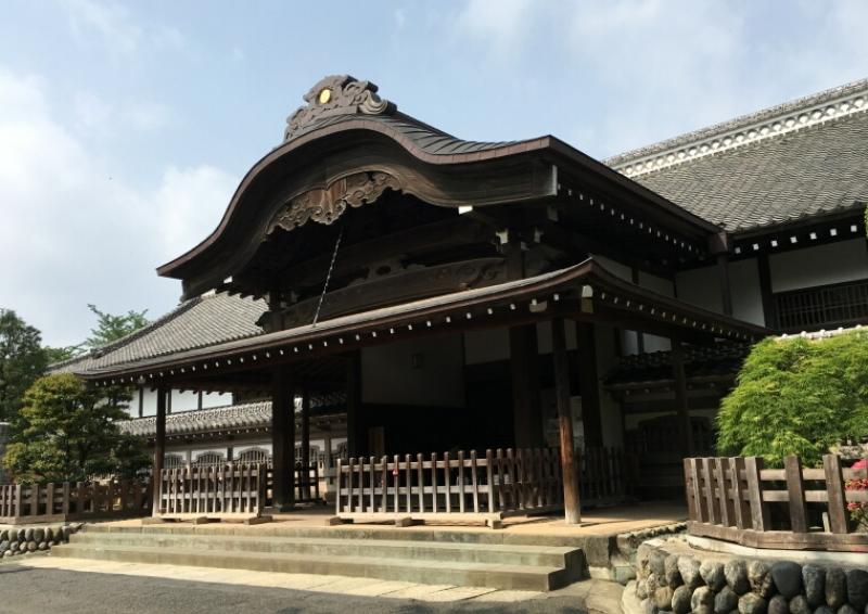 Kawagoe Honmaru Goten Castle