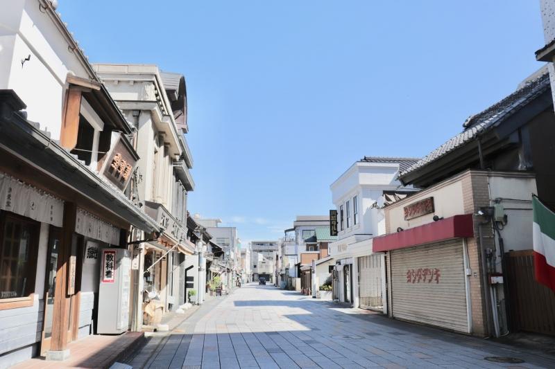 Kawagoe Taisho-Roman Street