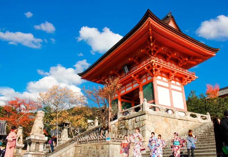 Kiyomezu dera temple