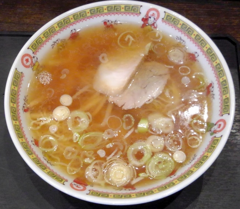 Kamaishi is also famous for ramen. It's delicious and reasonable.
