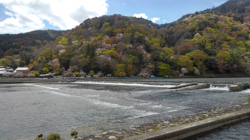 one of the most beautiful spots in Kyoto