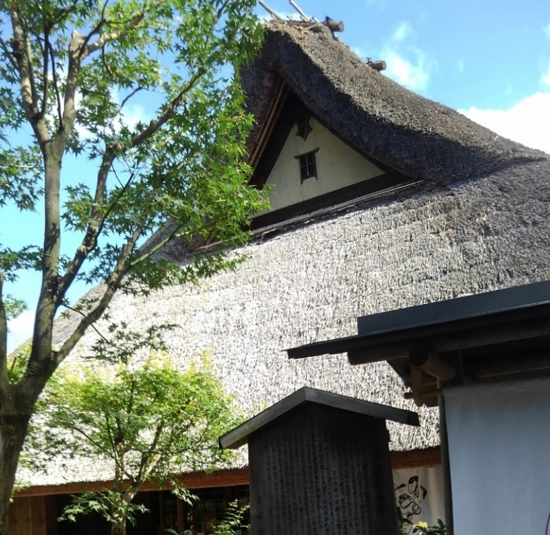 old Japanese house where you can enjoy coffee break