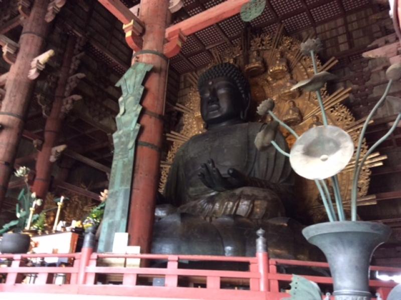 The Great Buddha, Buddha vairocana, shining light of the universe