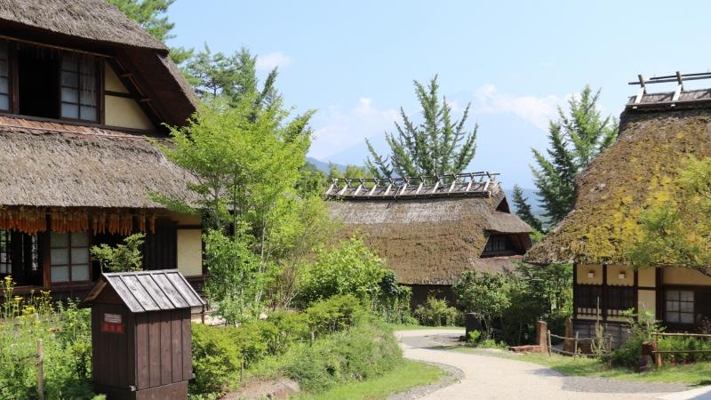 Iyashi no Sato traditional village