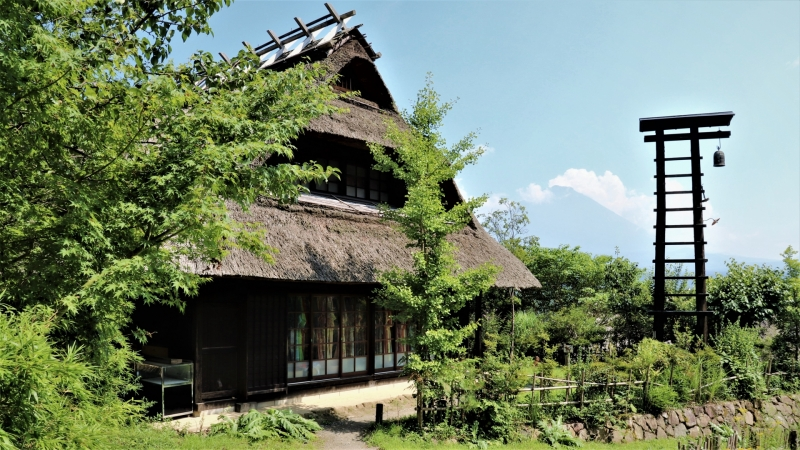 Iyashi no Sato traditional village