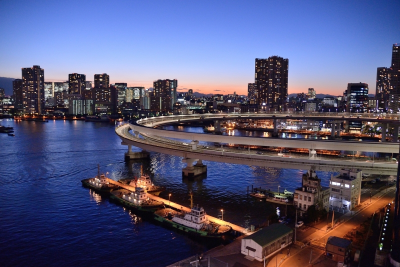 Private Haneda Airport Transfer to/from Tokyo