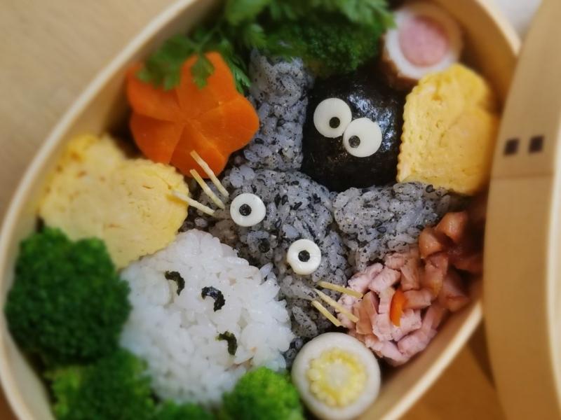 Kawaii character Bento Box