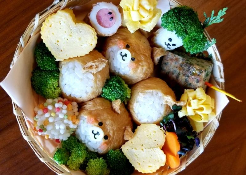Kawaii Shibainu Bento Box