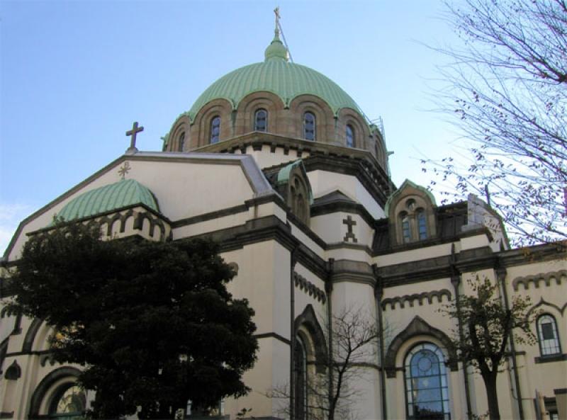 St. Nicholas Church, a Japanese Orthodox church
