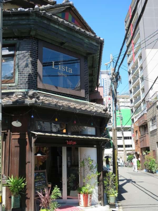 大阪的平民区