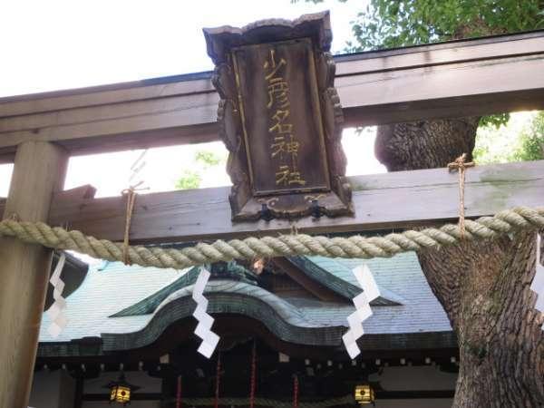 药神(少彦名神社)