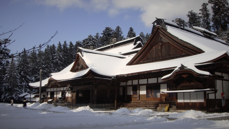 One Day Tour to Mt. Koya from Osaka.  Be Enchanted.