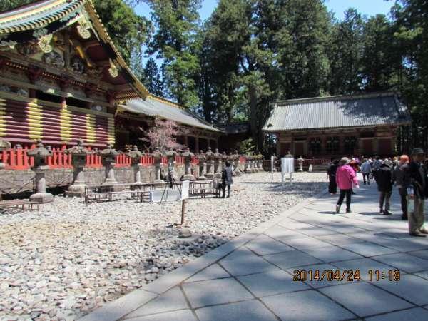 Precinct at Nikko Toshogu