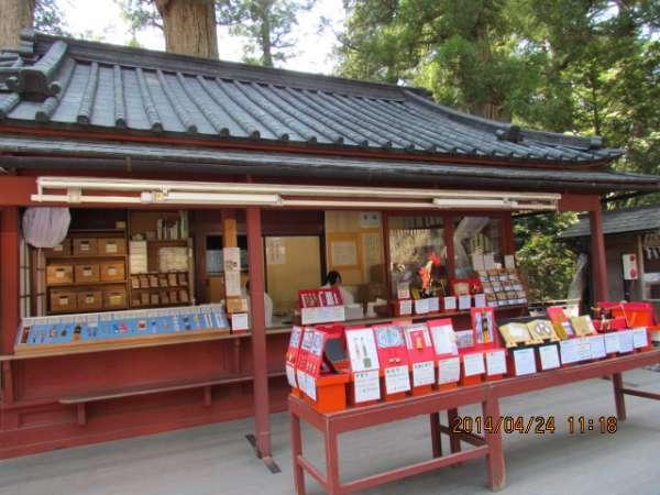 Bansho at Nikko Toshogu