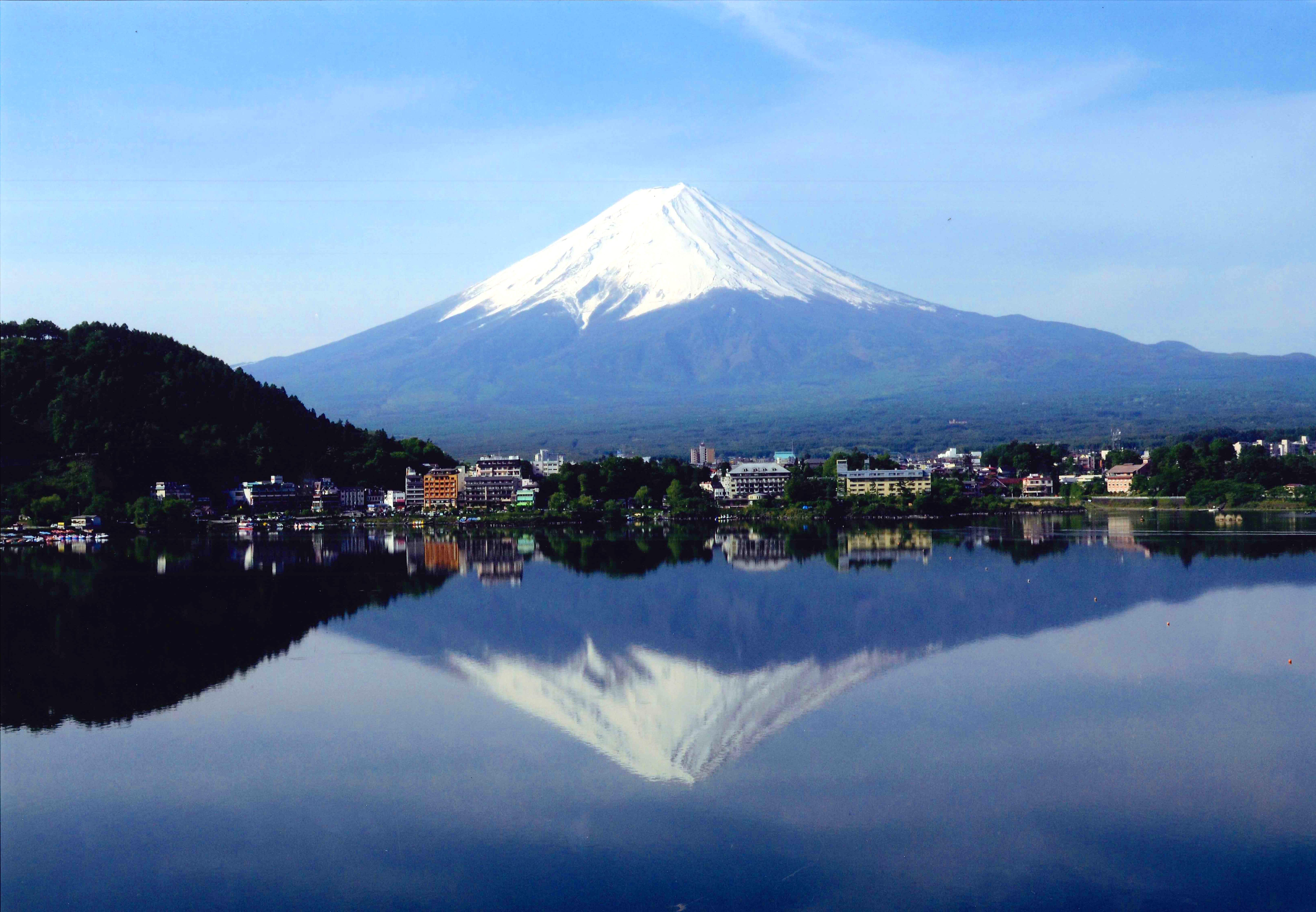 Mt.Fuji & Kawaguchiko