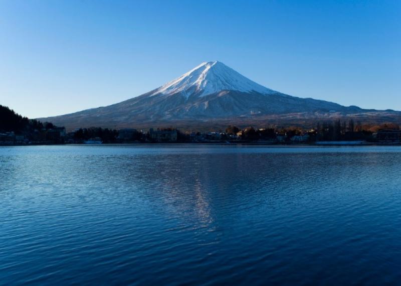 Mt.Fuji & Lake Kawaguchi Scenic Spots Group Tour