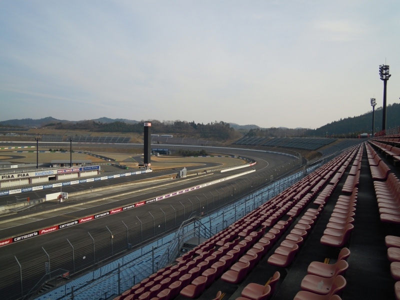 Twin Ring MOTEGI Group Tour (Semi Private) with Driver