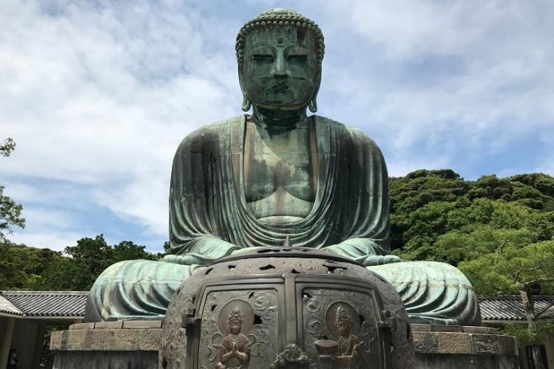 Kamakura & Enoshima Group Tour (Semi Private) with Driver