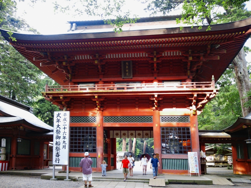 Famous shrines (Power spots) Private Tour with Driver