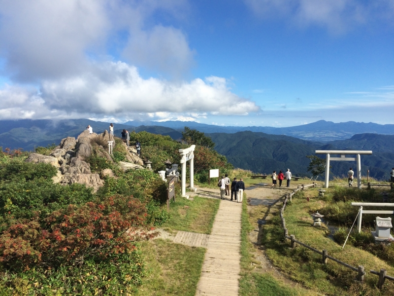 Tenjintouge observatory