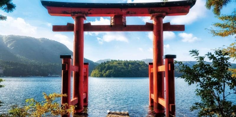 Odawara Castle, Lake Ashi & Hot Spring Group Tour (Semi Private)