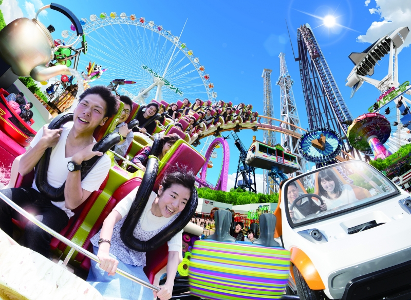 Tama Zoological Park & Yomiuriland Private Tour with Driver