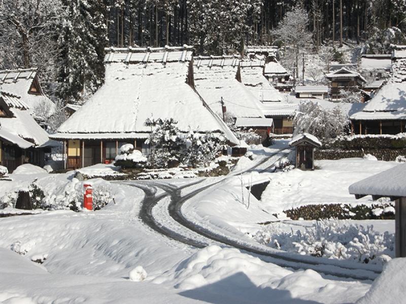 Miyama in Winter