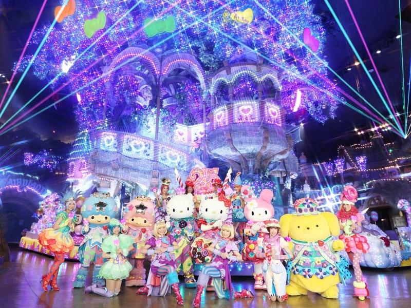 Tokyo: Private Round-trip Transfer to Sanrio Puroland