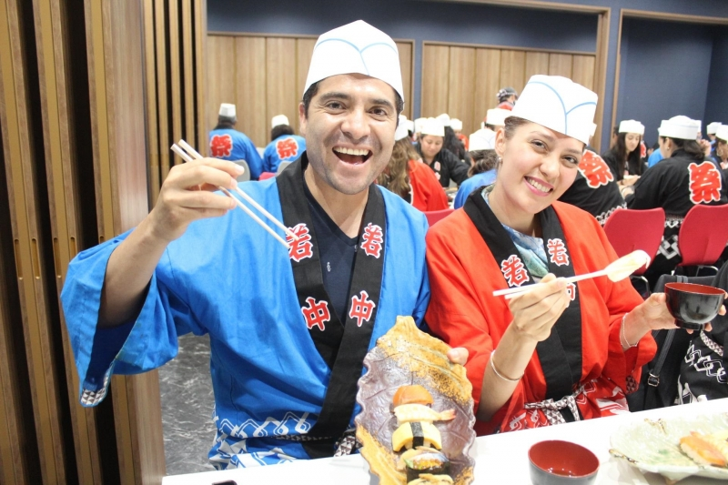 Osaka: Sushi School Lesson (First-timers) Experience Tour