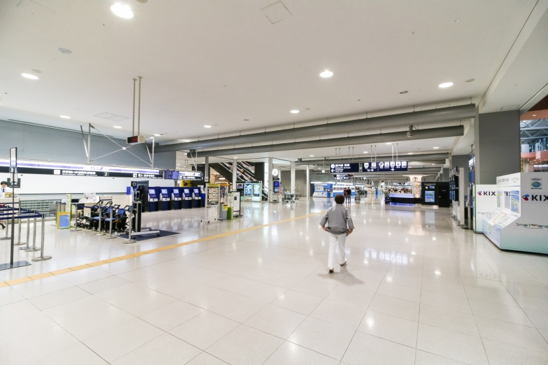 Private Kansai International Airport transfer to/from Osaka