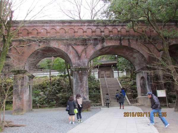 Aqueduct Bridge in Nanzenji