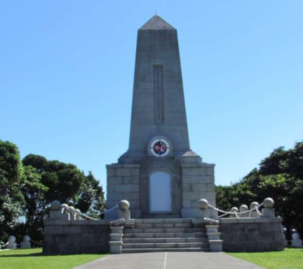 The Ertugrul memorial monument