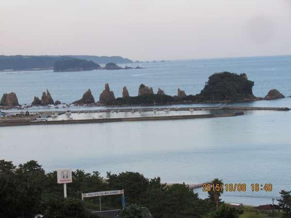 Hashigui Rocks
