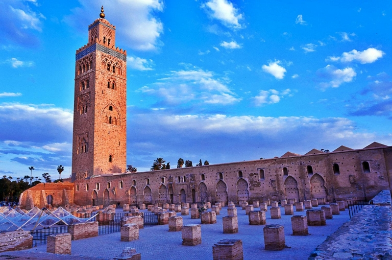 Koutoubia Mosque 12th century