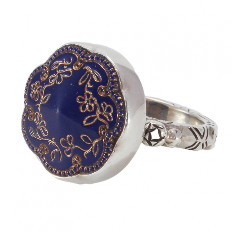 A ring from an old aristocratic Berber family.