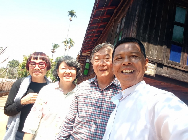 3 Day Private Tour-Indein Village, Kakku, Pindaya