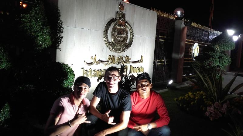 Istana Nurul Iman (Sultans Palace)