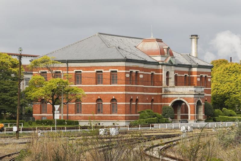 The Yahata Steel Works (八幡製鐵所, Yahata seitetsu-sho) is a steel mill in Kitakyūshū, Fukuoka Prefecture, Japan.
